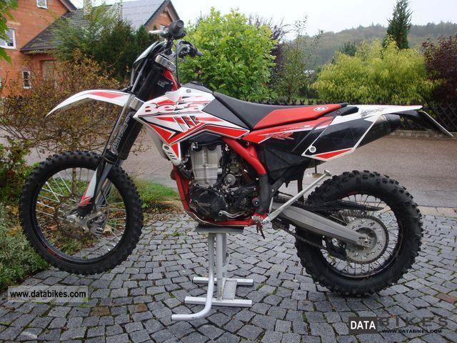 2011 Beta  520 RR open registration Motorcycle Enduro/Touring Enduro photo