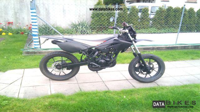 2008 Beta  RR 50 Track Motorcycle Super Moto photo