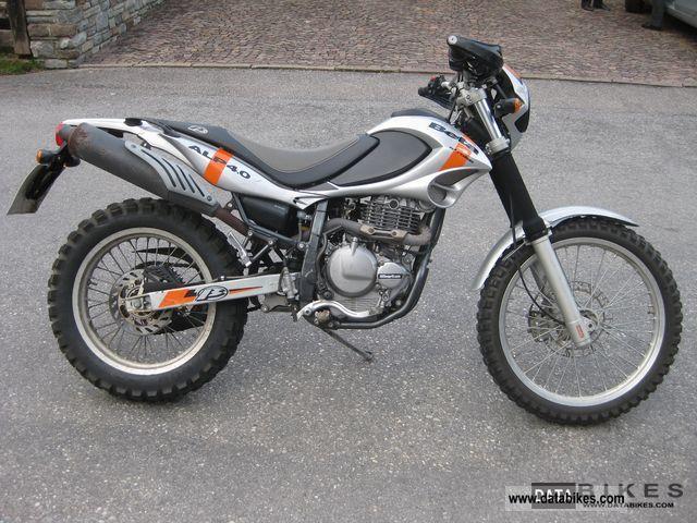 2003 Beta  Alp 4.0 Motorcycle Enduro/Touring Enduro photo