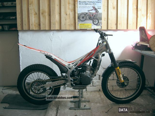 2009 Beta Trial 125 Evo