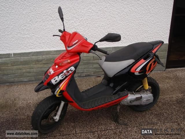 2004 Beta  Ark Motorcycle Scooter photo