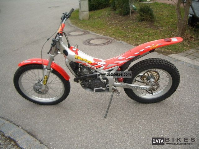 2006 Beta  REV3 125 trial, no GAS GAS, Sherco Motorcycle Other photo