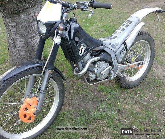 1995 Beta  Fantic Trial Motorcycle Enduro/Touring Enduro photo