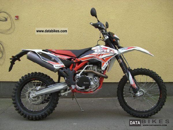 2011 Beta  RR 520 11 Motorcycle Enduro/Touring Enduro photo