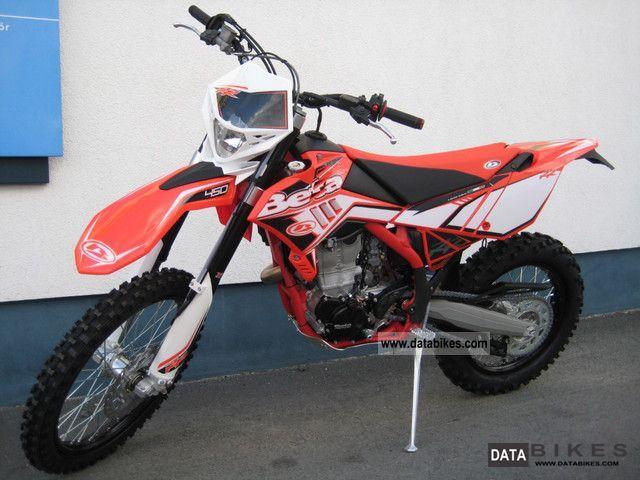 2011 Beta  RR 450 Model 2012 Motorcycle Enduro/Touring Enduro photo