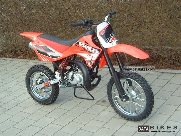 2011 Beta  Mini R12 Cross model 2012! Motorcycle Dirt Bike photo