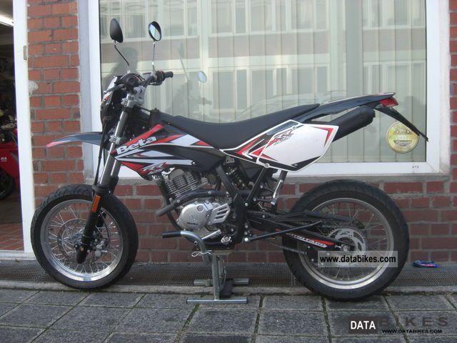 2012 Beta  RR125 Motard Motorcycle Super Moto photo