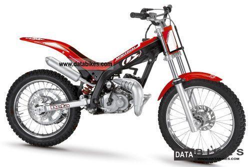 2011 Beta  Mini Trial `12 Motorcycle Racing photo