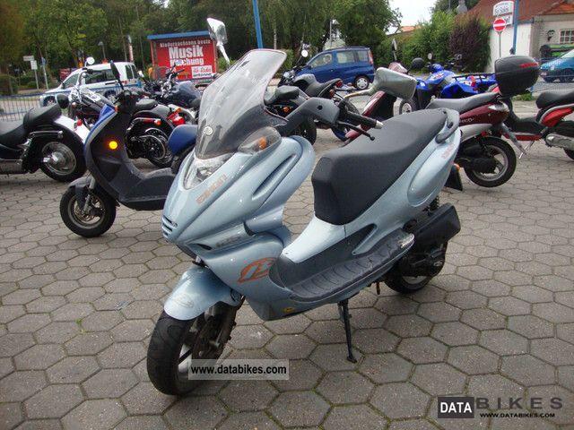 Beta  Eikon 125 2004 Scooter photo