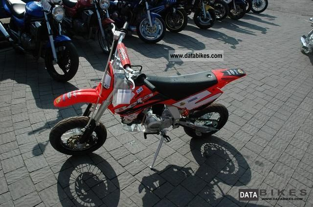 2008 Beta  SMT 125 MINICROSS Motorcycle Super Moto photo