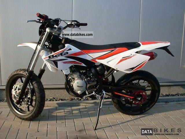 2011 Beta  RR 50-track supermoto New! Motorcycle Super Moto photo
