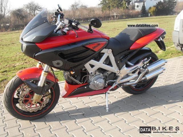 2001 Bimota  Mantra DB3 Motorcycle Streetfighter photo