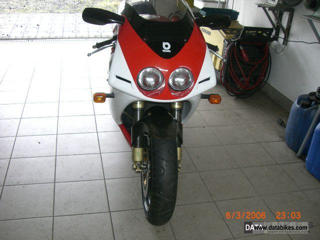 1994 Bimota  SB6 1.Hand Motorcycle Sports/Super Sports Bike photo