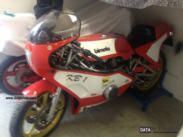 Bimota  1 kb 1978 Vintage, Classic and Old Bikes photo