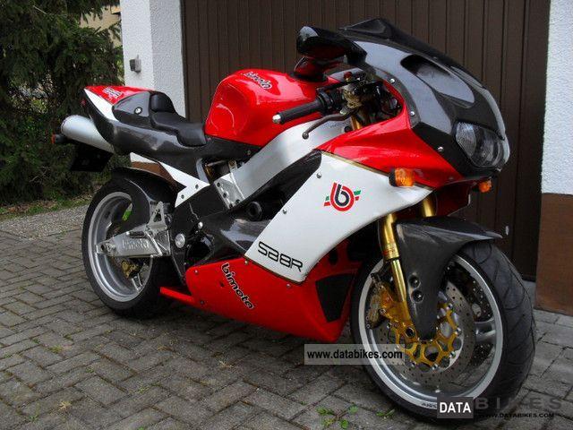 2001 Bimota  SB 8 R Motorcycle Sports/Super Sports Bike photo