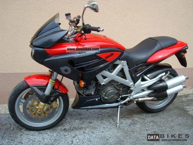 1999 Bimota  Mantra DB3 show car! Motorcycle Streetfighter photo