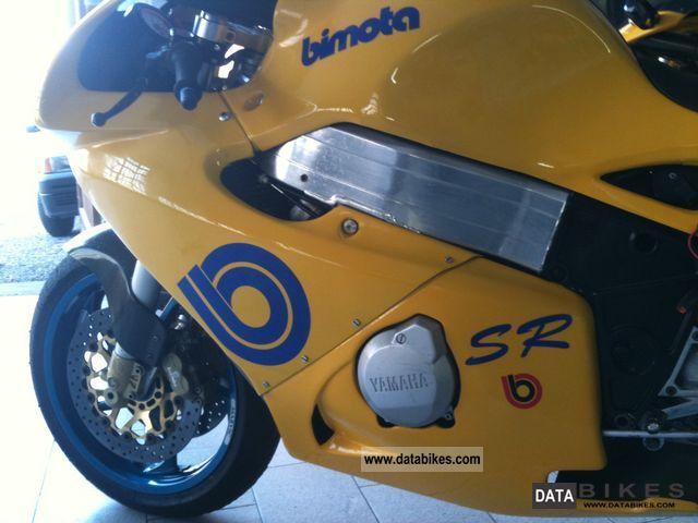 1996 Bimota  yb9 superstock Motorcycle Racing photo