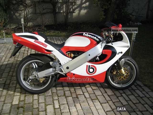 1997 Bimota  sb6 Motorcycle Motorcycle photo