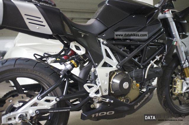 2009 Bimota  DB 6 Motorcycle Naked Bike photo