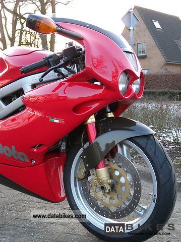 1 of 148 - 1996 Bimota BB1 Supermono - Bike-urious