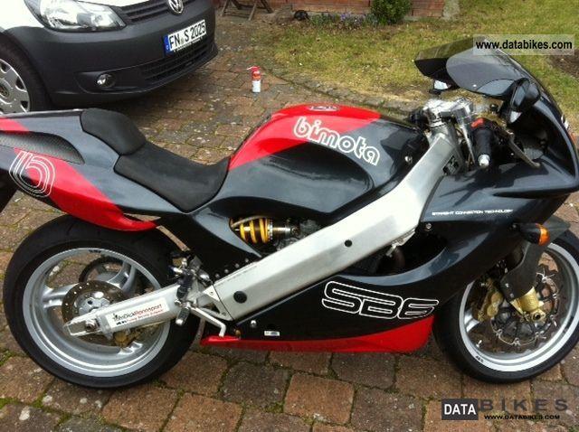 1999 Bimota  SB6 Motorcycle Sports/Super Sports Bike photo