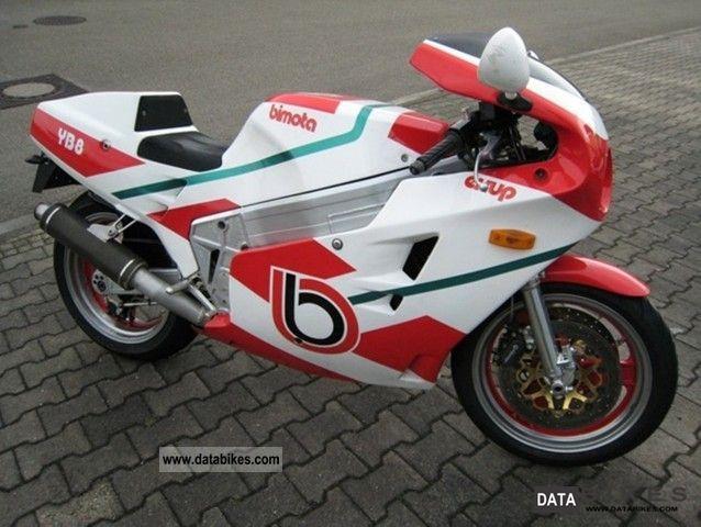 Bimota  YB8 1993 Sports/Super Sports Bike photo