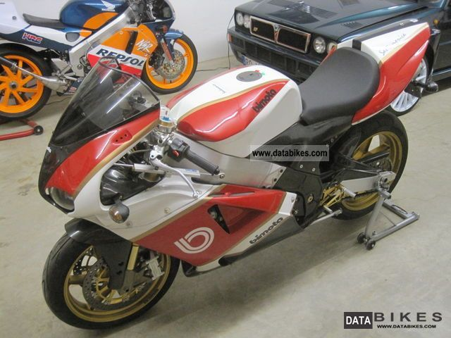 2009 Bimota  SB8K Santa Monica Motorcycle Sports/Super Sports Bike photo