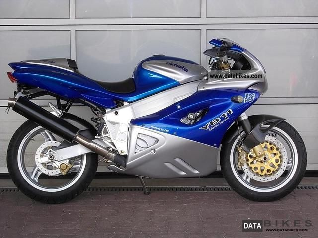 2004 Bimota  YB 11 Paioli Motorcycle Sports/Super Sports Bike photo