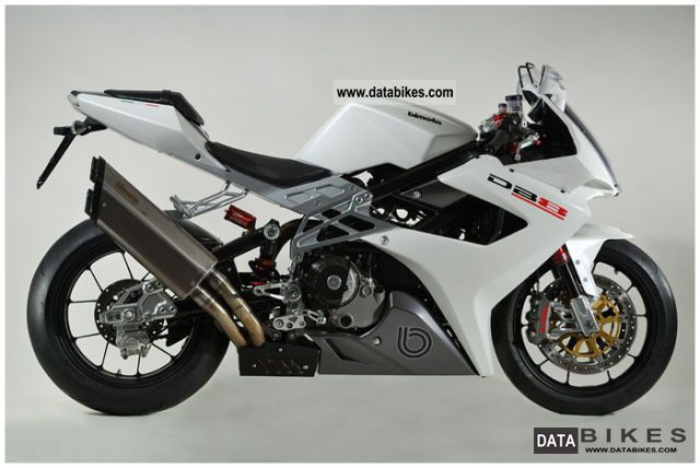 2011 Bimota  DB 8 Motorcycle Motorcycle photo