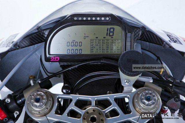 Honda CBR 600 Bimota HB4 Moto-2 by Hertrampf Motorcycle