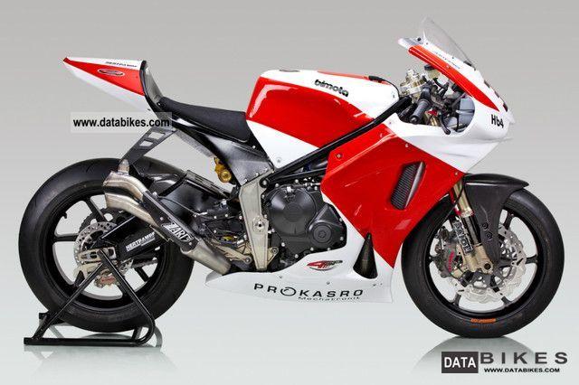 2011 Bimota HB 4 Moto-2 by Hertrampf
