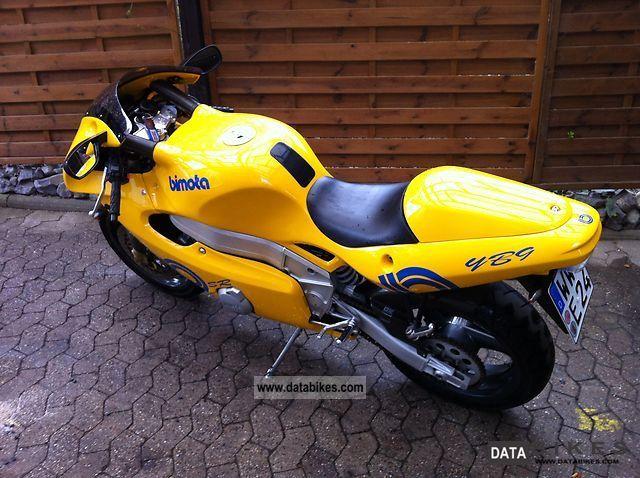 1995 Bimota  yb9 sr Motorcycle Sports/Super Sports Bike photo