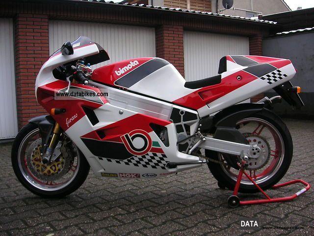 Bimota  Furano 1993 Sports/Super Sports Bike photo