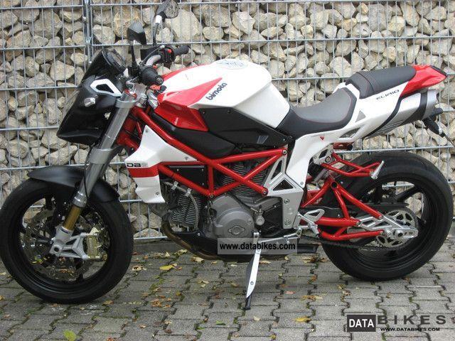 2011 Bimota  DB6 Delirio 1100 Motorcycle Naked Bike photo
