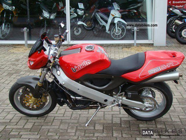 Информация по мотоциклу Bimota YB11 Superleggera 25