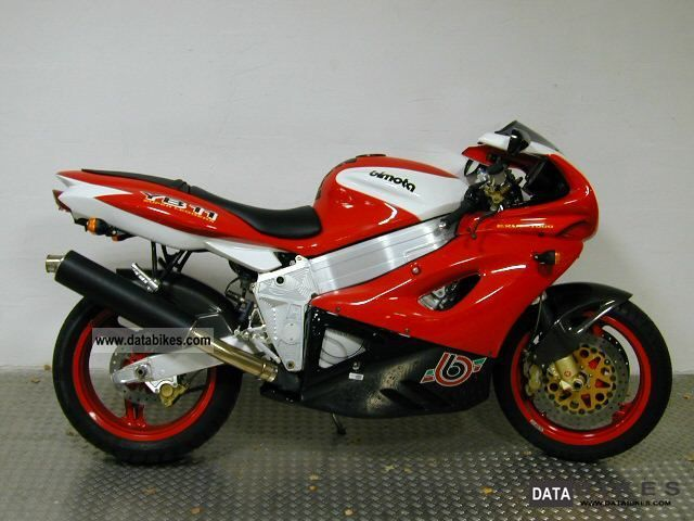 1999 Bimota  YB 11 Motorcycle Sports/Super Sports Bike photo