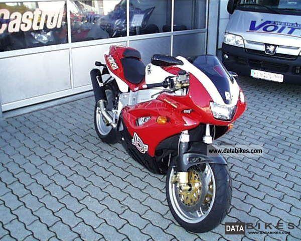 2002 Bimota  YB 11 Motorcycle Sports/Super Sports Bike photo