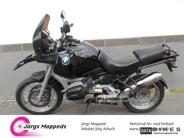 1994 BMW  R 1100GS LOW-km + low seat Motorcycle Enduro/Touring Enduro photo