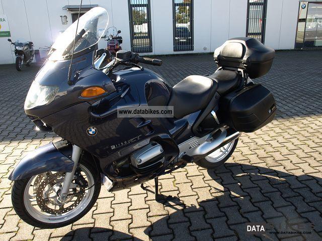 2001 BMW  R1150 RT Motorcycle Tourer photo