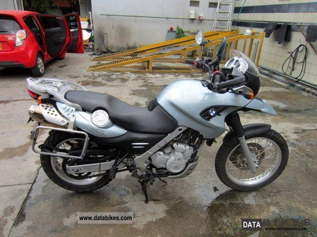 2004 BMW  650 F Motorcycle Enduro/Touring Enduro photo