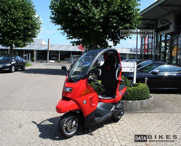BMW  C1 well maintained with original 9300 KM 2002 Scooter photo