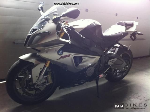 2011 BMW  S 1000 RR 187km like new Motorcycle Sports/Super Sports Bike photo