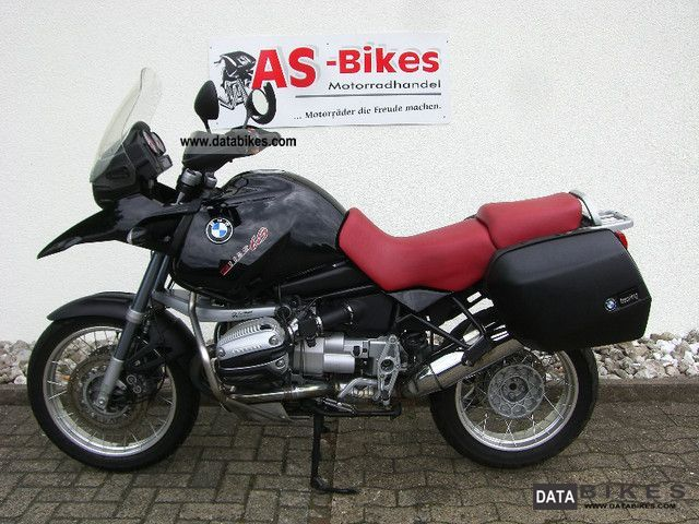 BMW  R 1150 GS ABS HG first case Hand only 23 594 2000 Enduro/Touring Enduro photo