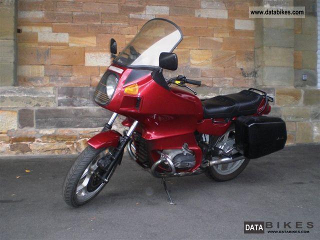 1990 Bmw R80 Rt