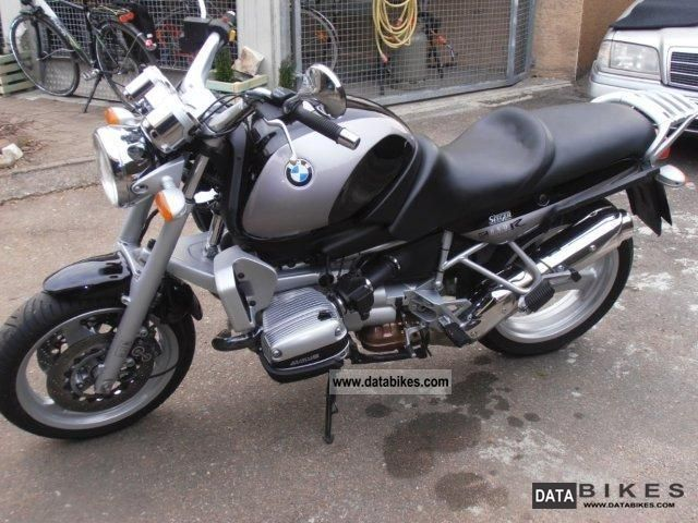 1999 BMW  R 850 R Motorcycle Motorcycle photo