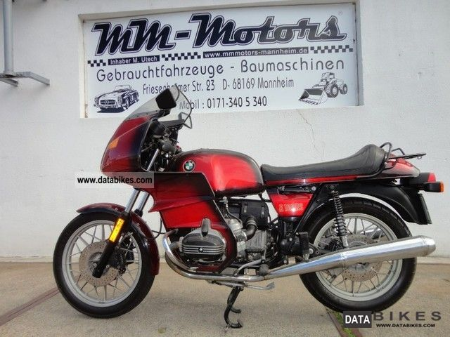 1982 BMW  R 100 RS - GENUINE 28,000 km Motorcycle Sport Touring Motorcycles photo