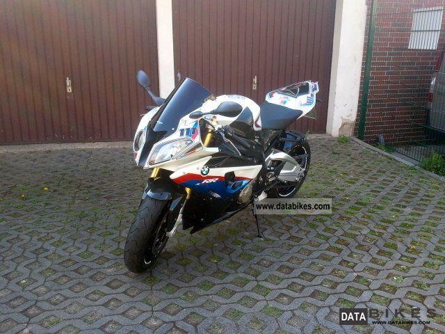 2010 BMW  Akrapovic Carbon S1000RR HP AC Schnitzer Motorcycle Sports/Super Sports Bike photo