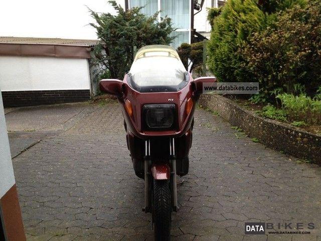 1984 BMW  K 100 RT Motorcycle Tourer photo