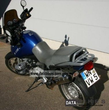 1996 BMW  TYPE R 1100 GS 259 Motorcycle Motorcycle photo