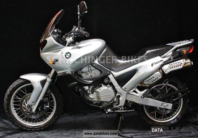 1999 BMW  F650 Top condition, Touring Edition, Case, GS / ST Motorcycle Enduro/Touring Enduro photo